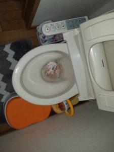 直方市でトイレの詰まりトラブル