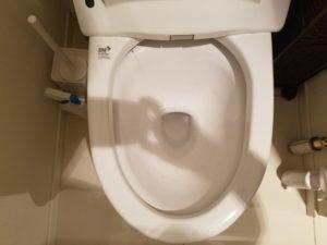 北九州市小倉北区でトイレのつまりを修理。3980円