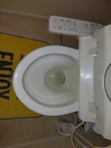 北九州市門司区でトイレのつまりを3980円で修理。